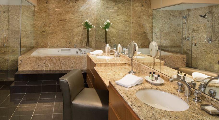 Hotel De Anza_Guest Room_Penthouse_Bathroom