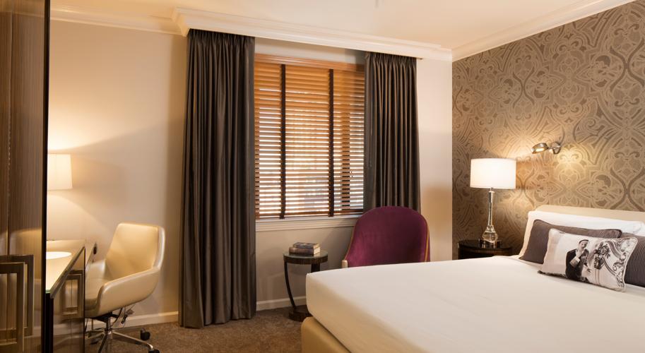 Hotel De Anza_Guest Room_Standard King