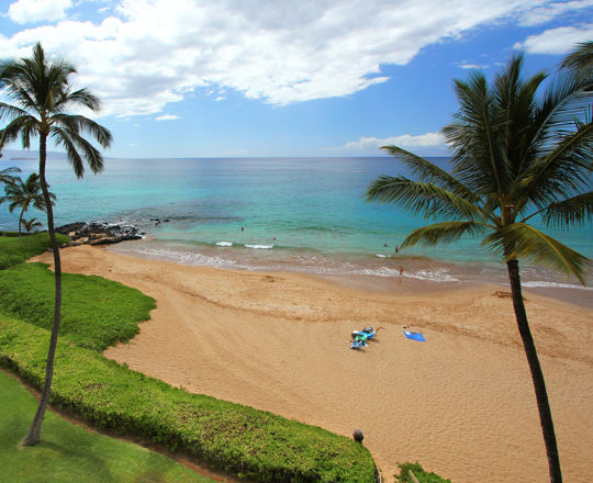 DR_Hawaii_Polo Beach_View_Beach_Ocean