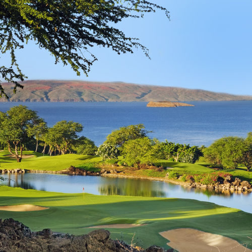 Maui Golf Vacations