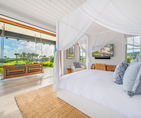 Kauai luxury vacation villa