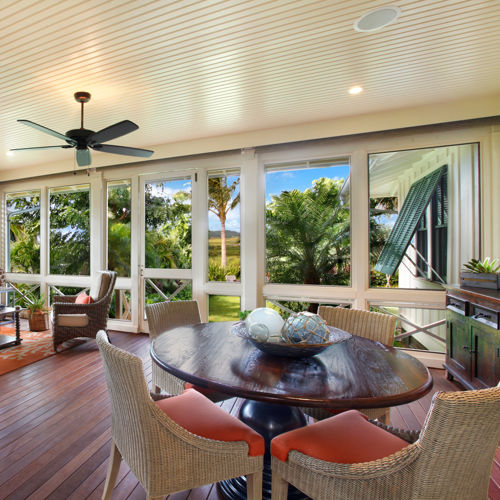 Indoor Outdoor Lanai