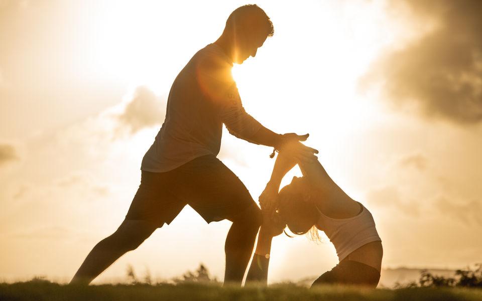 Living Well Yoga Guru Series