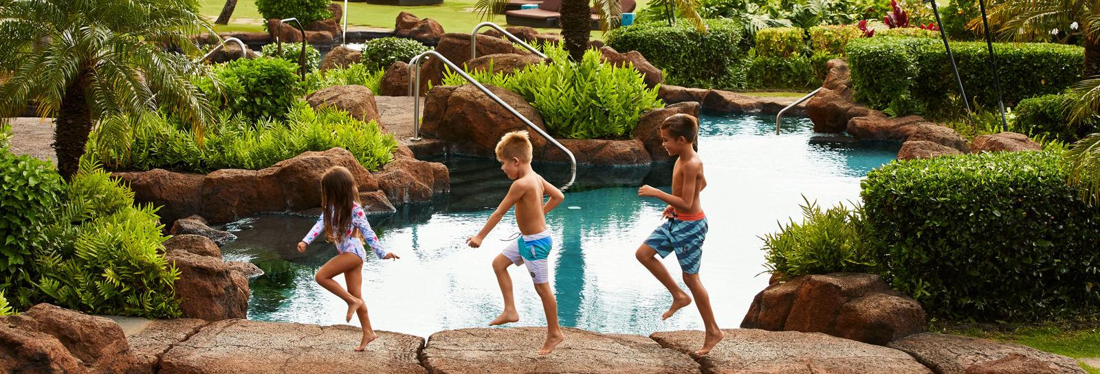 kauai resort pool