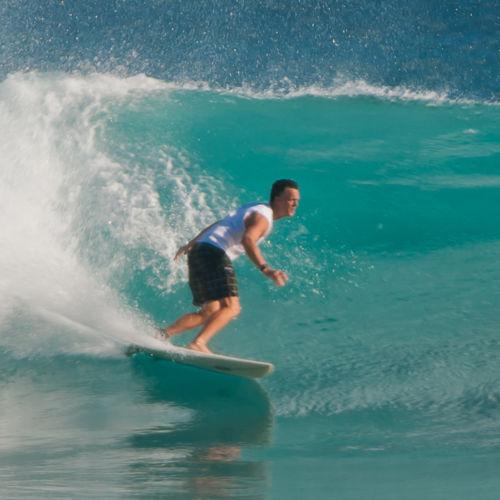 South Shore Kauai Poipu surf break