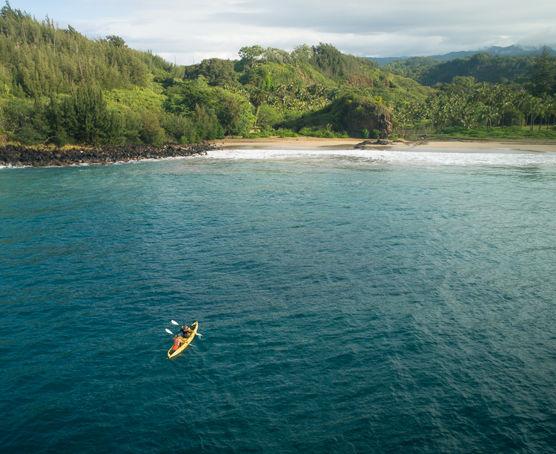 South shore Kauai landscape