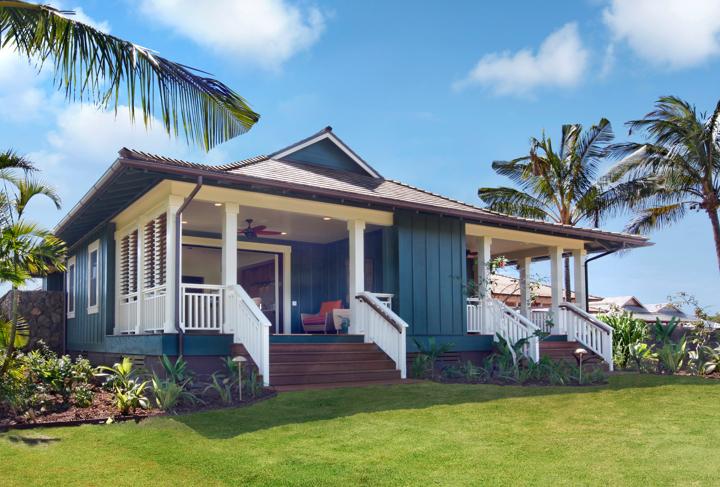 DRH_Kauai_Residences_bungalowA_1bedroom_orange_ext