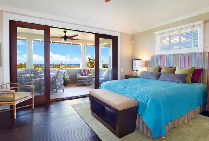 DRH_Kauai_Residences_bungalowC_2bedroom_2story_bed1