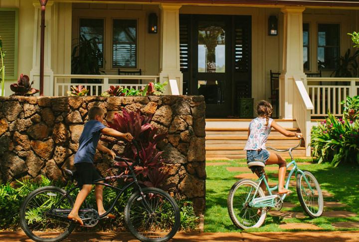DRH_Kauai_Residences_Kukui'ula_Lifestyle_cruiserbikekids