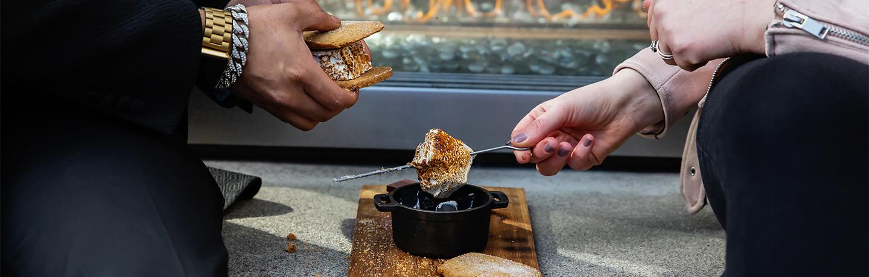 Smore's Frolik Dessert