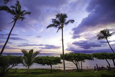 Puunoa Beach Maui