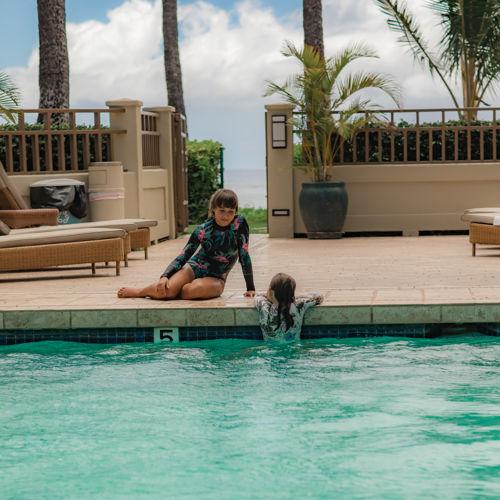 Luxury Lahaina Beachfront villas