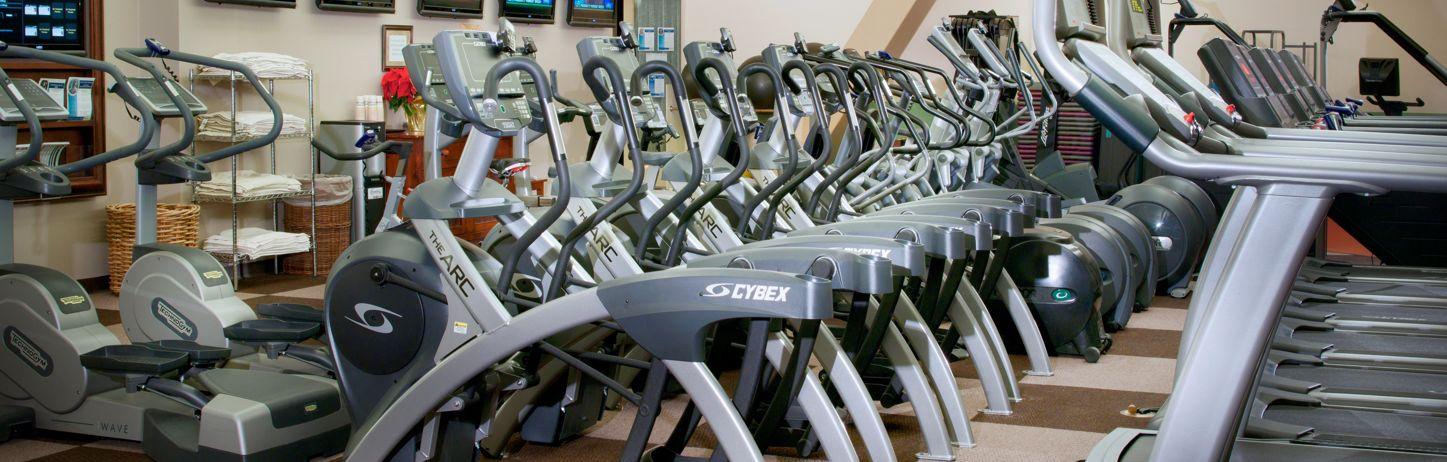 Vail Cascade Fitness Aria