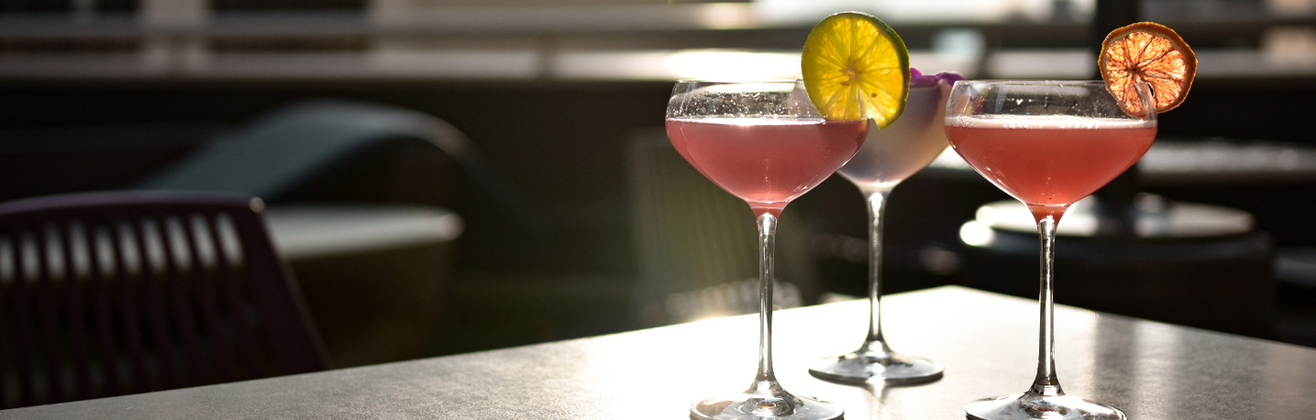 Happy Hour at Frolik Kitchen + Cocktails in Downtown Seattle | Open for Indoor & Outdoor Seating