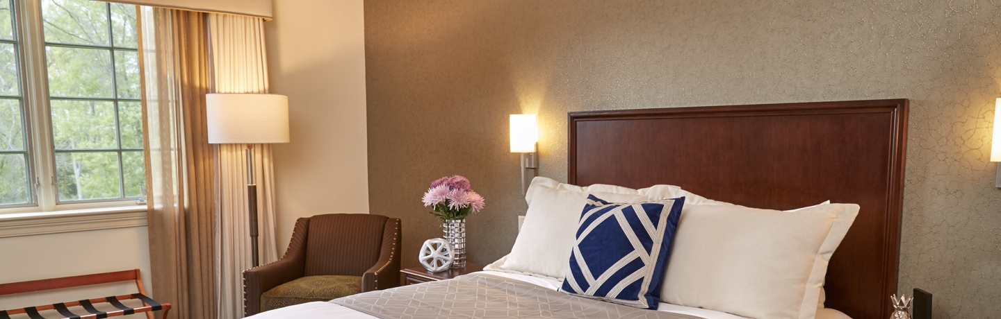 Boutique Hotel Rooms in Chapel Hill