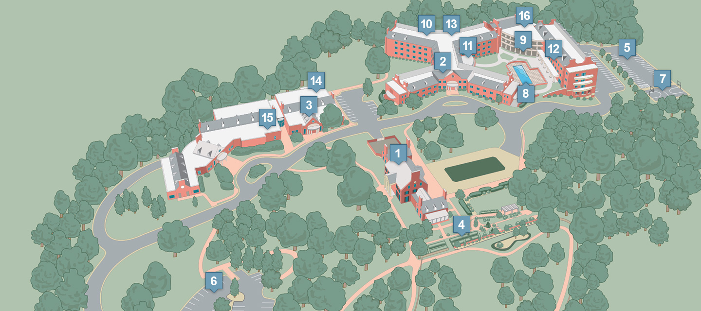 Rizzo Property Map