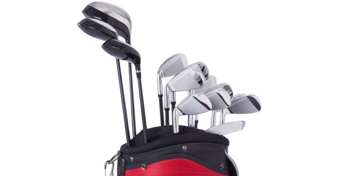 Rizzo_Golf bag