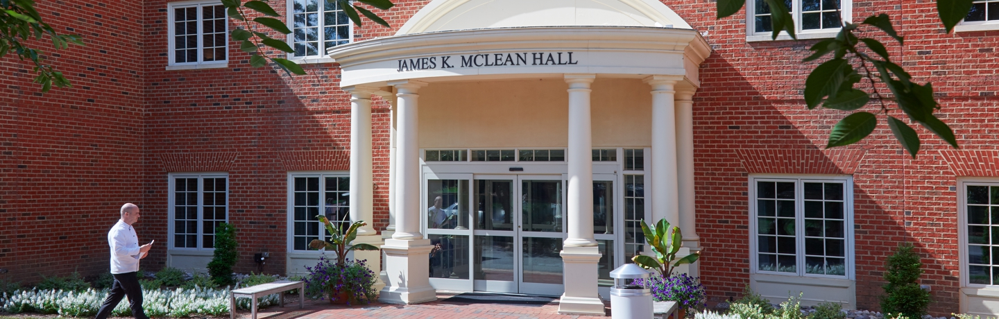 Home of Kenan-Flager's Executive Development and EMBA Programs