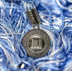 UNC Graduation Tassel Emblem