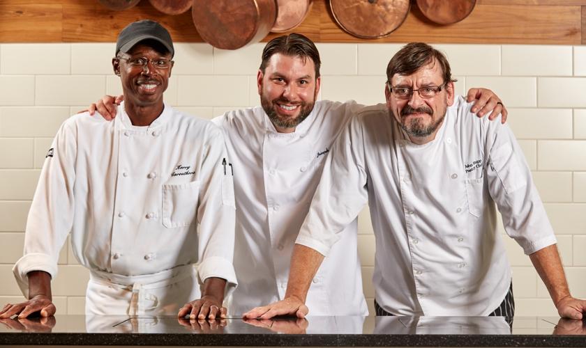 Rizzo Center Chefs
