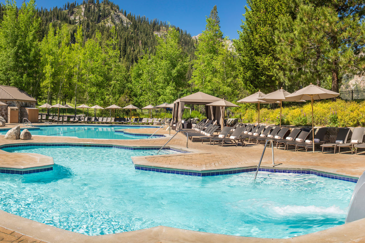 Resort at Squaw Creek_Pool