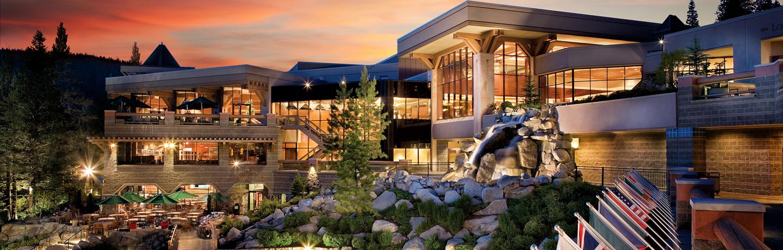 Resort At Squaw Creek Pavilion Exterior