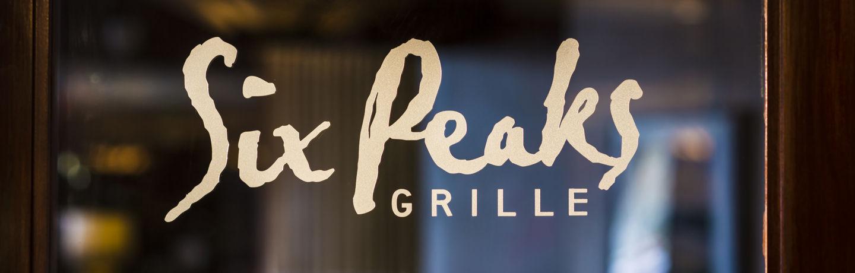 Six Peaks Grille, Resort at Squaw Creek