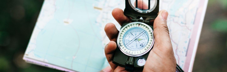 Scavenger Hunt Compass