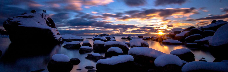 RSC_LakeTahoe_SunsetSnowRocks