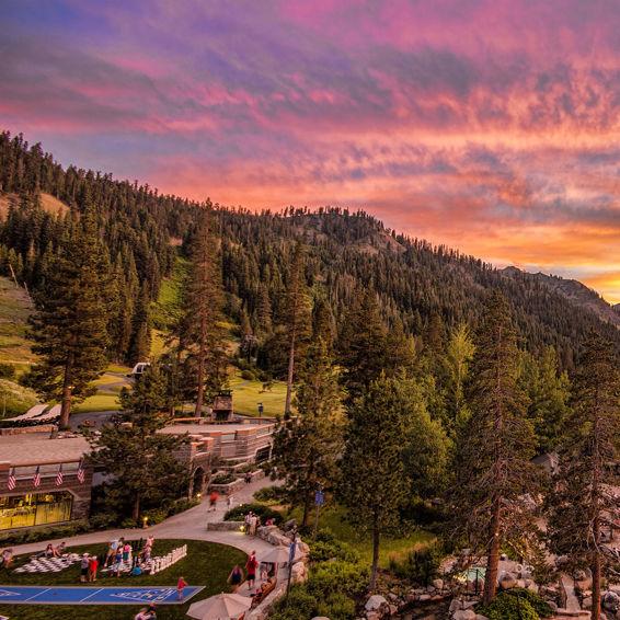 Resort at Squaw Creek Exterior Pavillion
