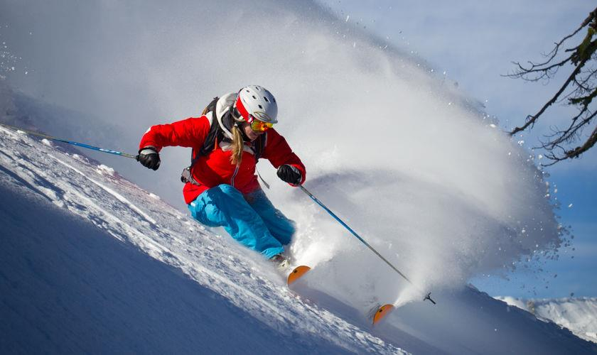 Ski-in/Ski-out access to Squaw Valley to make the most of your trip