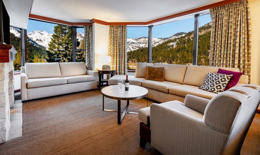 Resorts At Lake Tahoe & Squaw Valley | Resort At Squaw ...