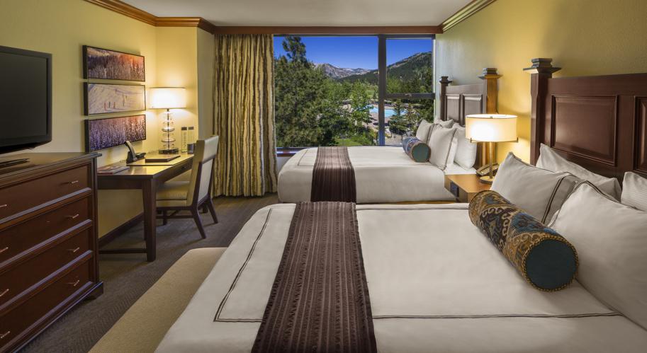 Resort At Squaw Creek Deluxe Queen Room