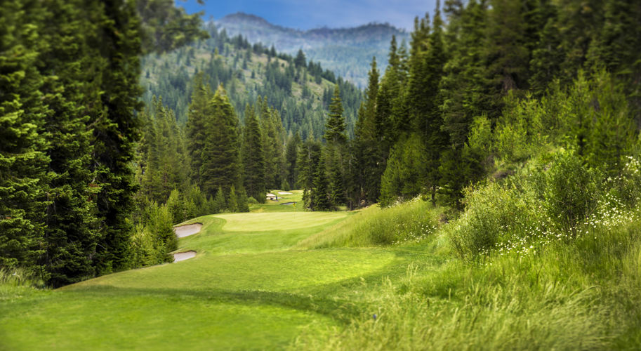 Golf Course, Resort at Squaw Creek