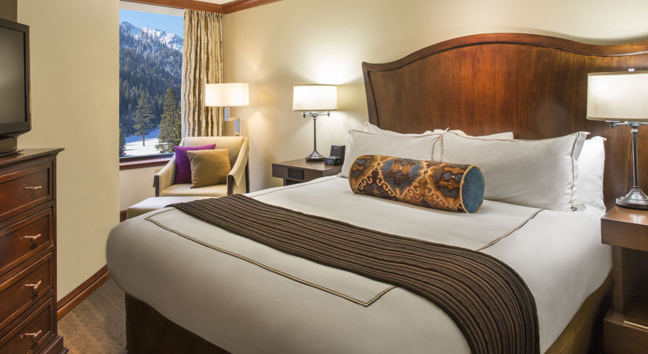 deluxe guestrooms king/queen
