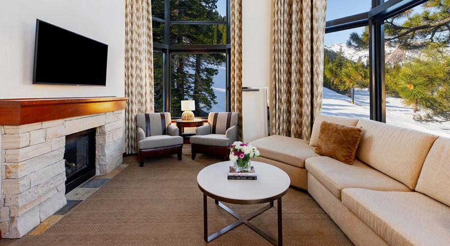 Squaw Creek Suite With Mountain View