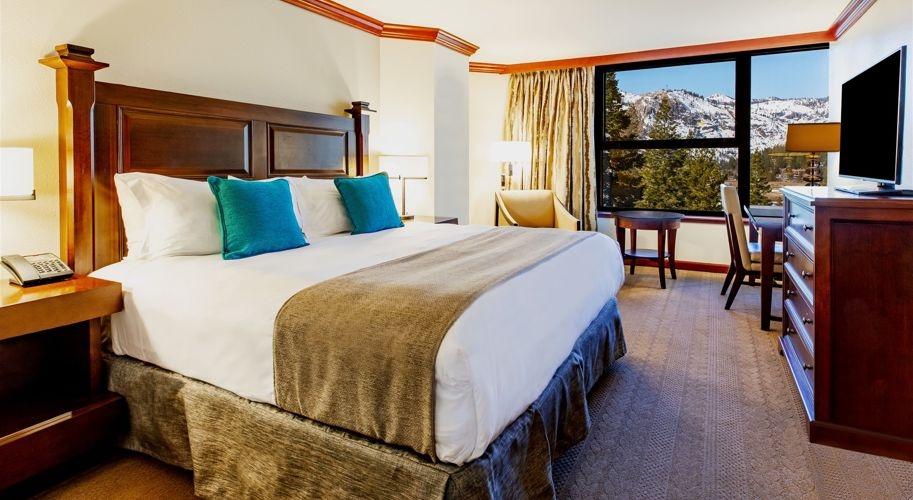 Resort At Squaw Creek Deluxe King Room