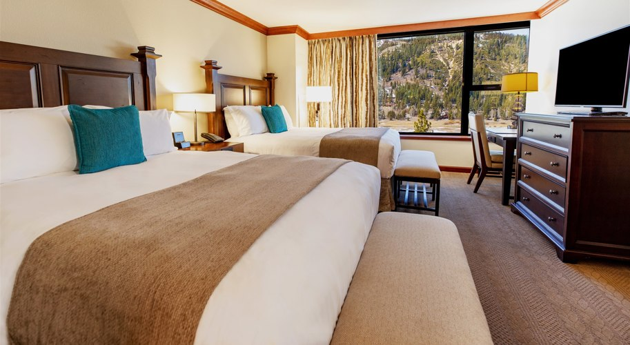 Resort At Squaw Creek King Hotel Suite