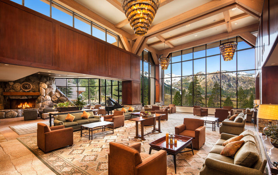 Resort at Squaw Creek_Lobby