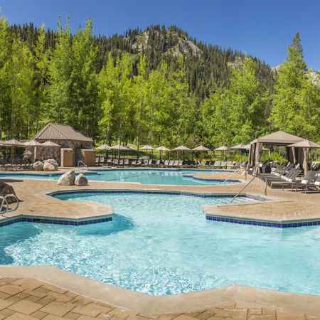 Pool, Resort at Squaw Creek