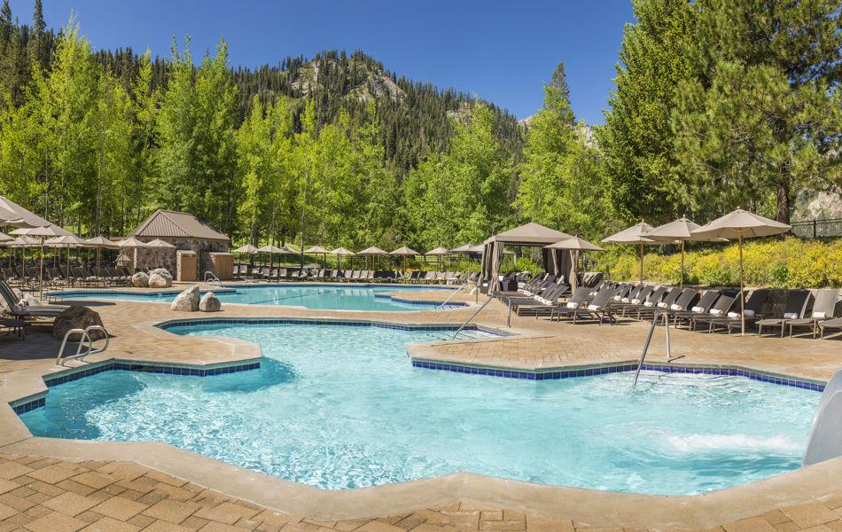 Pool, Resort at Squaw Creek