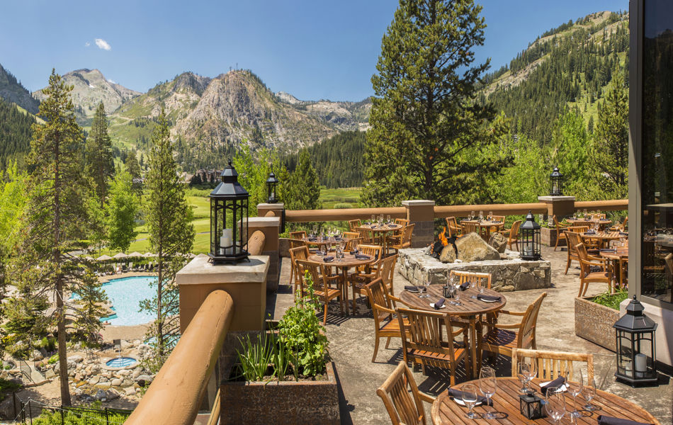 Resort at Squaw Creek_Restaurant_Six Peaks Grille Deck