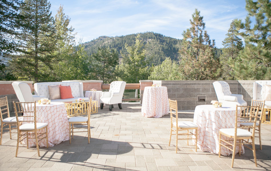 Resort at Squaw Creek_Wedding_Sun Deck Lounge