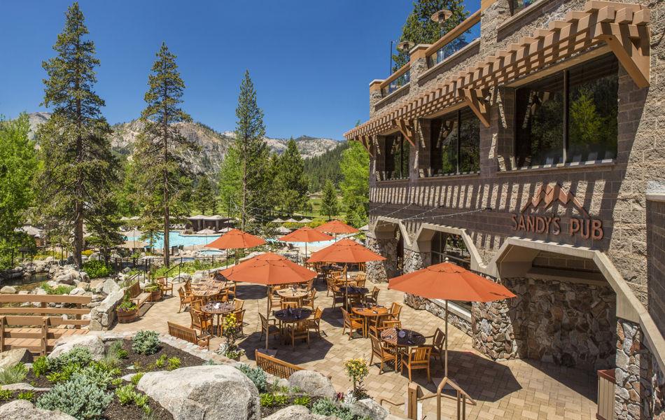 Resort at Squaw Creek_Restaurant_Sandy's Pub Deck
