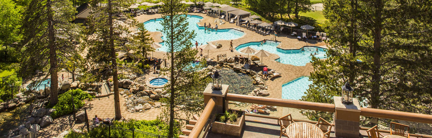 Resort at Squaw Creek_Exterior_Valley View