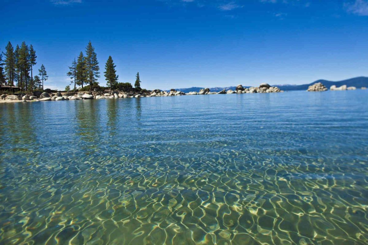 Summer at Lake Tahoe