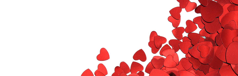 valentines headers