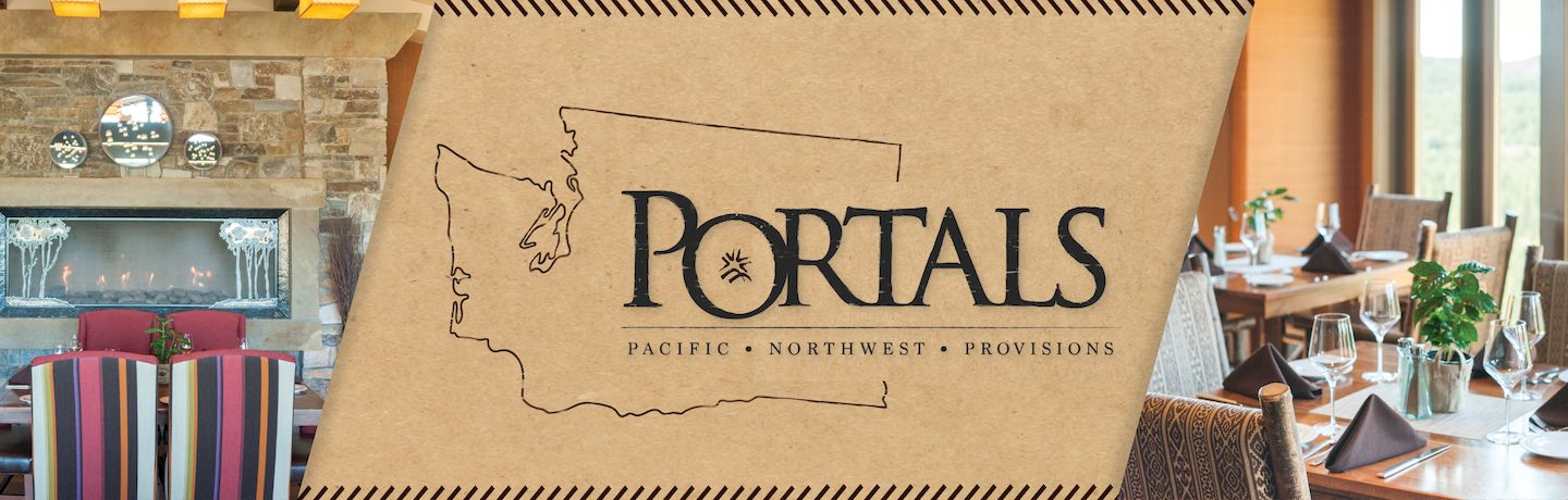 Portals Restaurant at Suncadia Resort in Washington State
