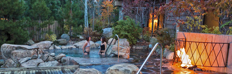 Water Spa Treatments Washington State at Suncadia Resort & Spa