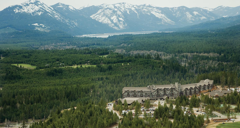Suncadia Resort Lobby in Washington State